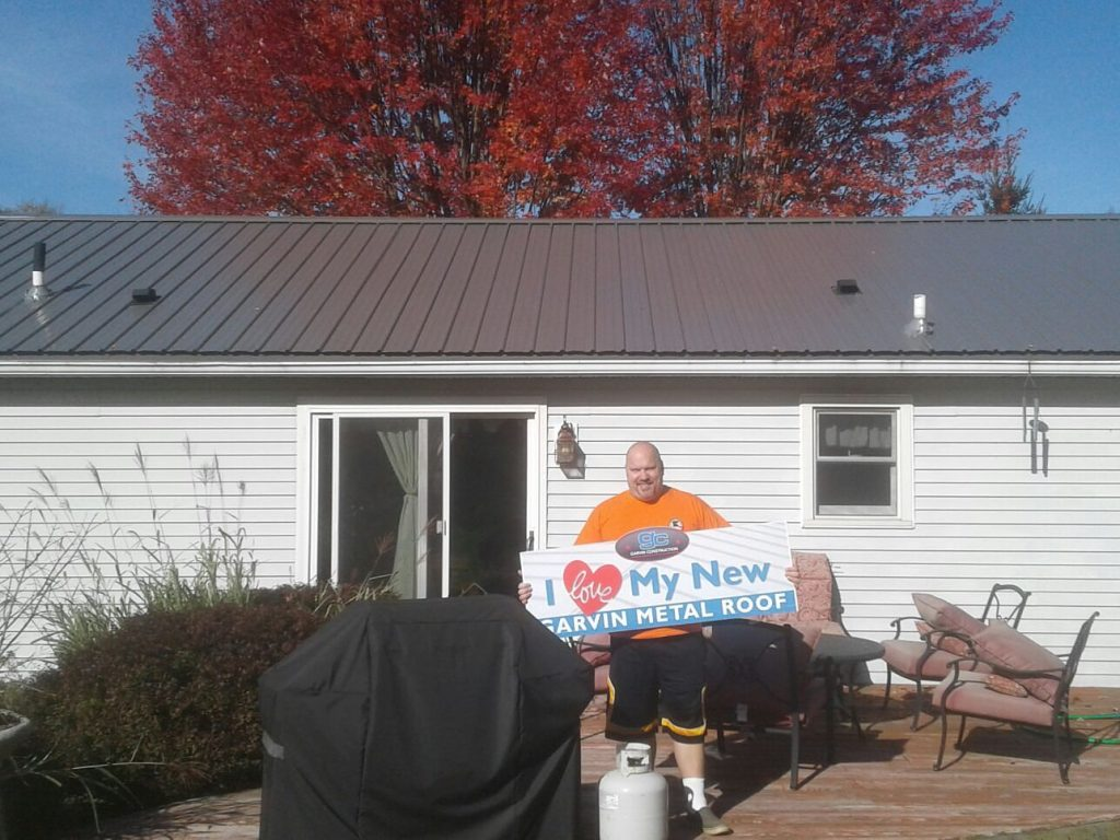 Mansfield OH Metal Roofers
